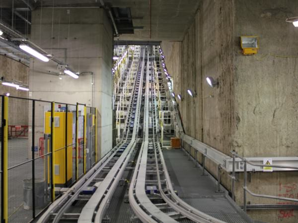 7. LHR Baggage Tunnel - Overview